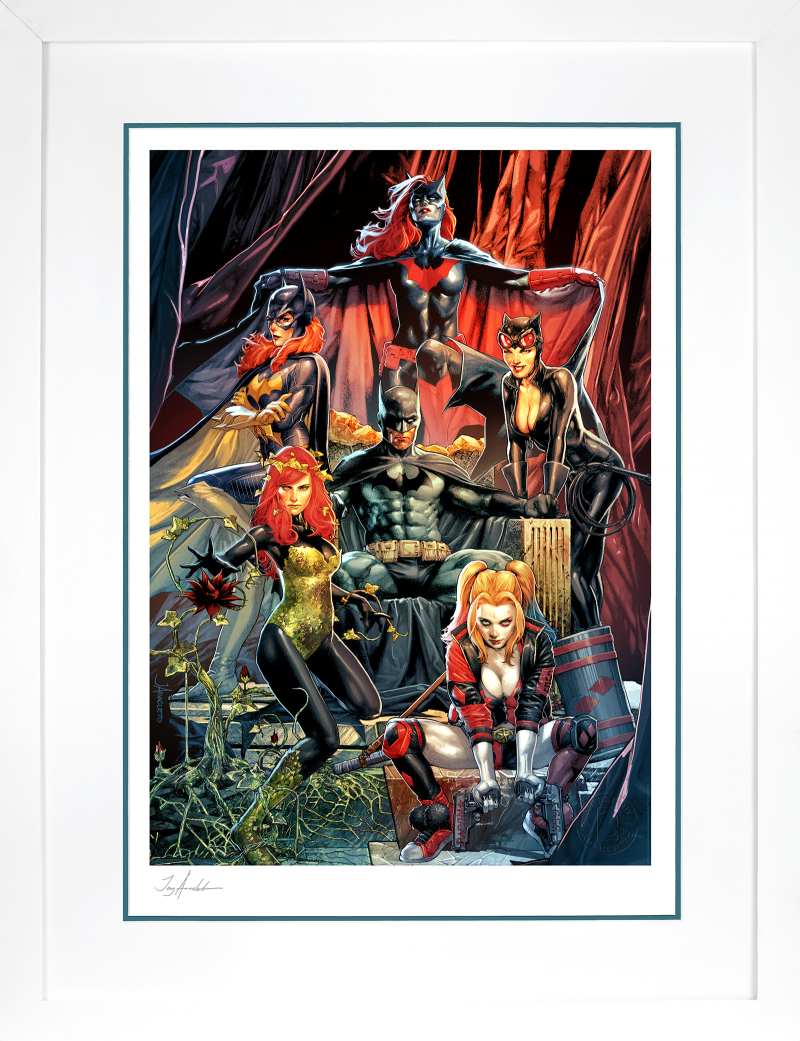 Batman: Detective Comics #1000 Art Print -
