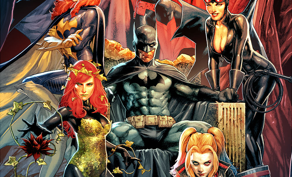 Batman: Detective Comics #1000 Art Print feature image
