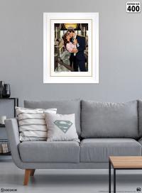 Gallery Image of Lois & Clark: Fireworks!! Art Print
