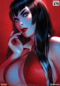 Gallery Image of Vampirella #7 Art Print