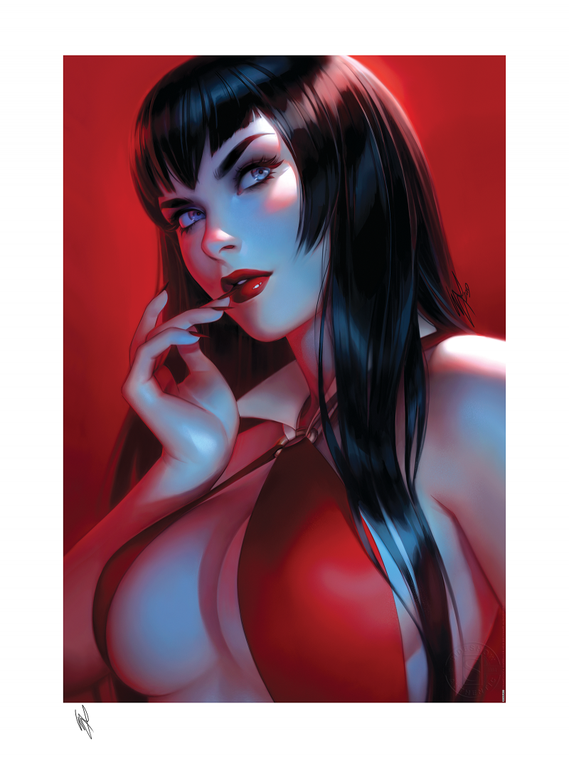 Vampirella #7 Art Print -