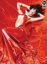 Gallery Image of Vampirella: Roses for the Dead Art Print