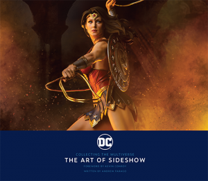 DC: Collecting the Multiverse: The Art of Sideshow Book