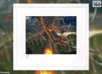 Gallery Image of Eruption Art Print