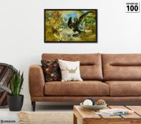 Gallery Image of How To Draw Your Dragon Art Print