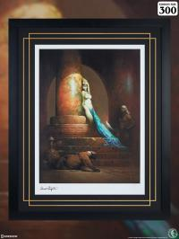 Gallery Image of Egyptian Queen Art Print