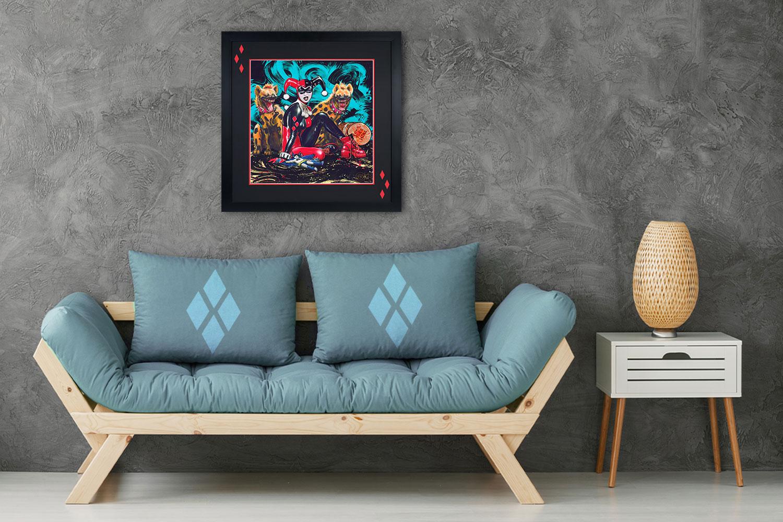 Bud & Lou Art Print feature image