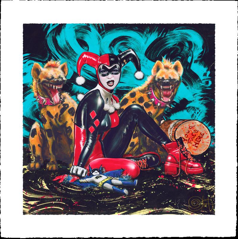 Bud & Lou Art Print -