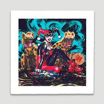 Bud & Lou Art Print