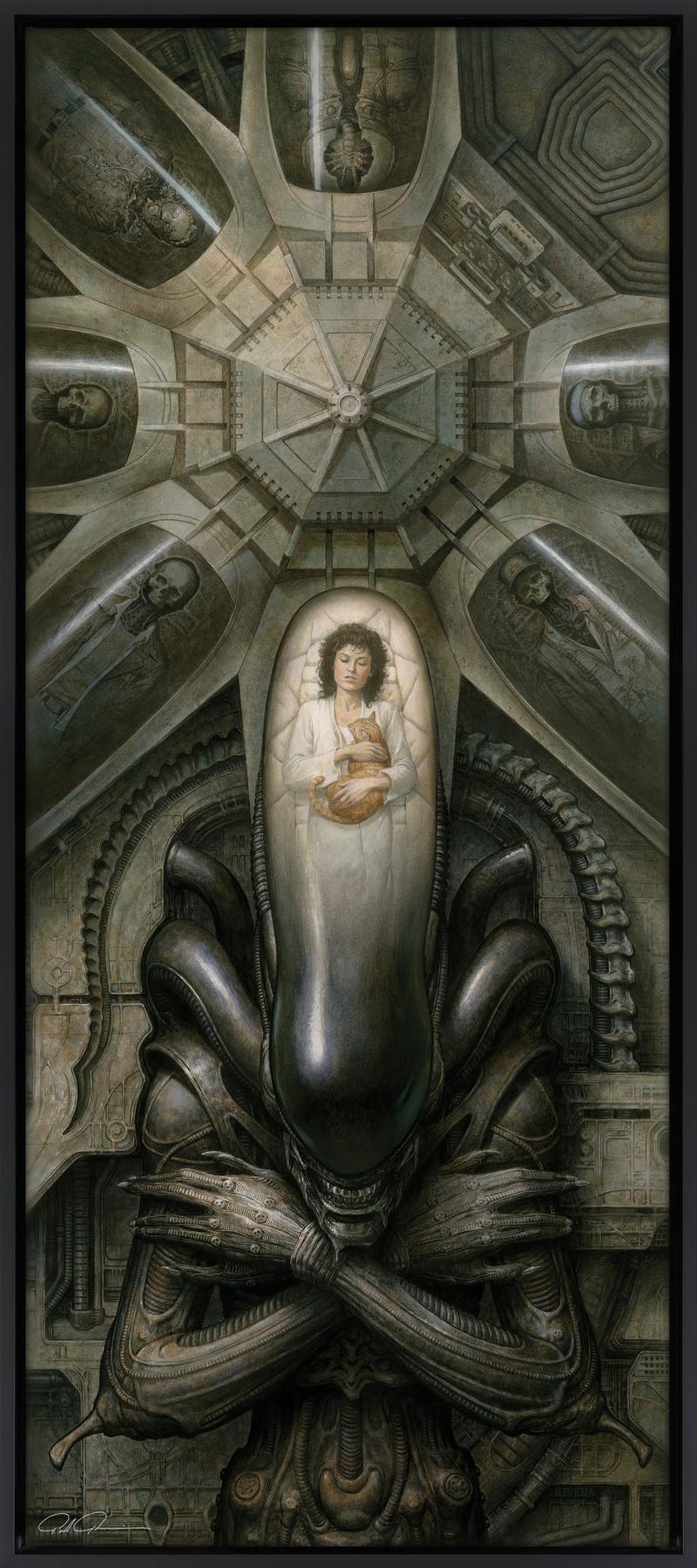 Alien: Priority One Art Print -
