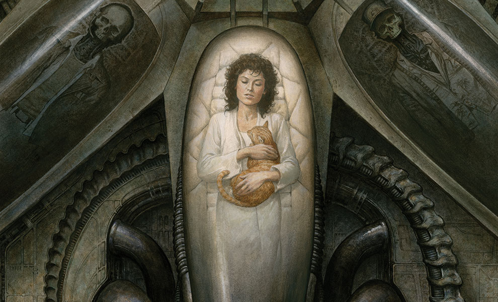 Alien: Priority One Art Print feature image