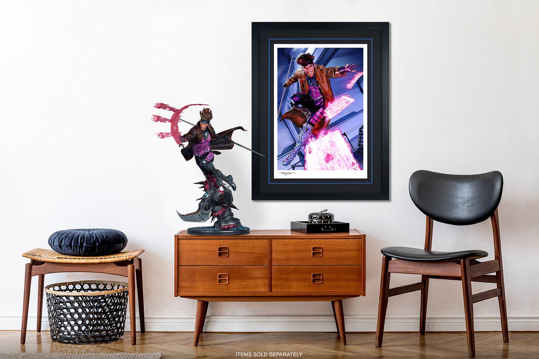 Gambit Art Print feature image