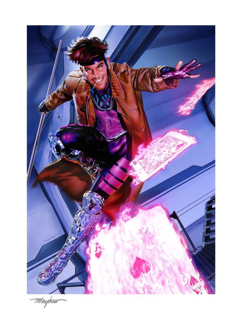Gambit Art Print -