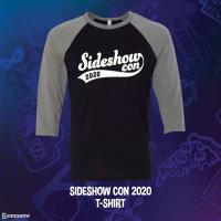 Gallery Image of Sideshow Con Baseball T-Shirt Apparel