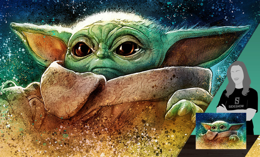 Gallery Feature Image of The Highest Bounty Art Print - Click to open image gallery