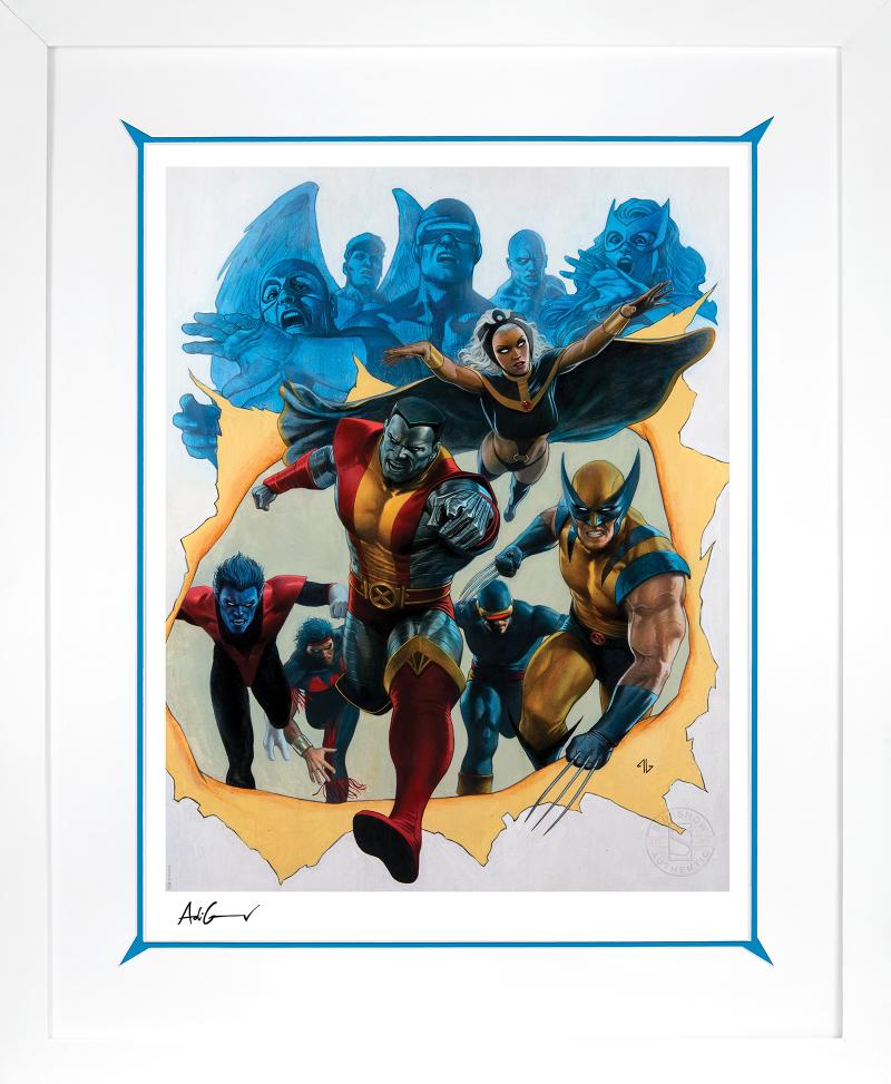 Giant-Size X-Men Art Print -