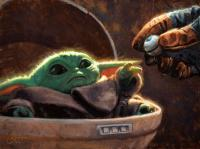 Gallery Image of An Unlikely Friend Art Print