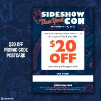 Gallery Image of 2020 Sideshow 'New York' Con Swag Apparel