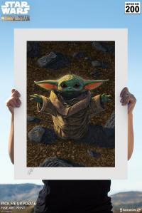 Gallery Image of Pick Me Up, Please Art Print