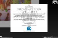 Gallery Image of Teen Titans: Tribute Art Print