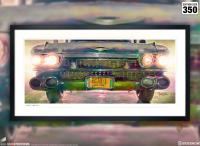 Gallery Image of Ecto-1 Art Print