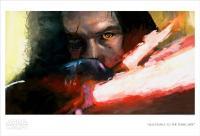 Gallery Image of Allegiance to the Dark Side Art Print