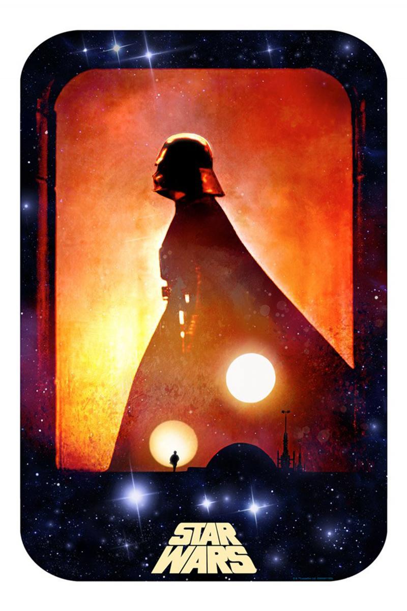 Rebel Dawn Art Print - Lithograph