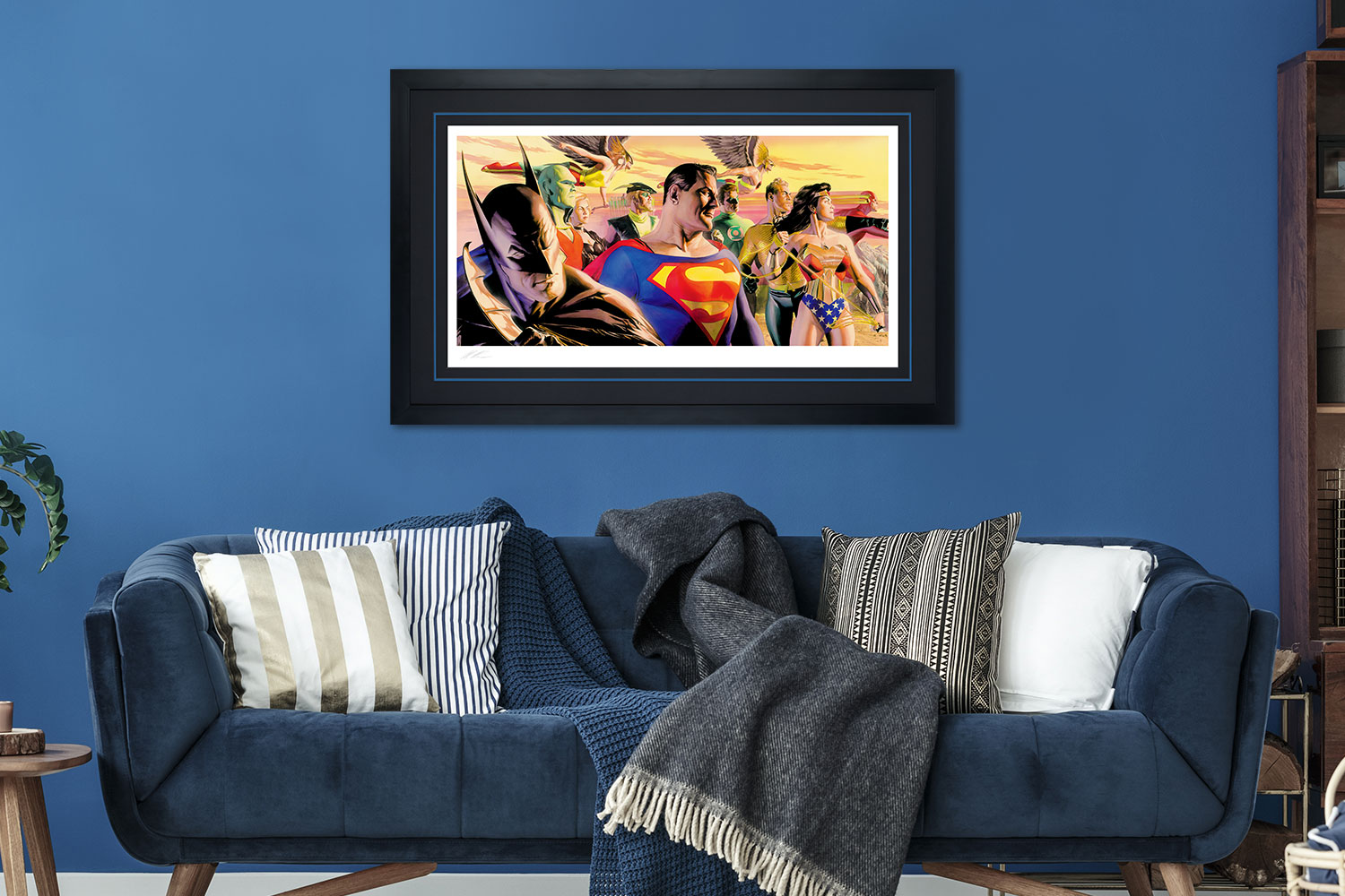 In The Light of Justice Art Print feature image