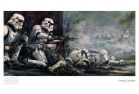 Gallery Image of Pinned Down Art Print