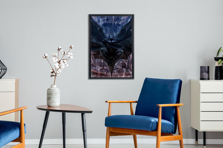 The Batman's Grave #1 Fine Art Print Art Print feature image