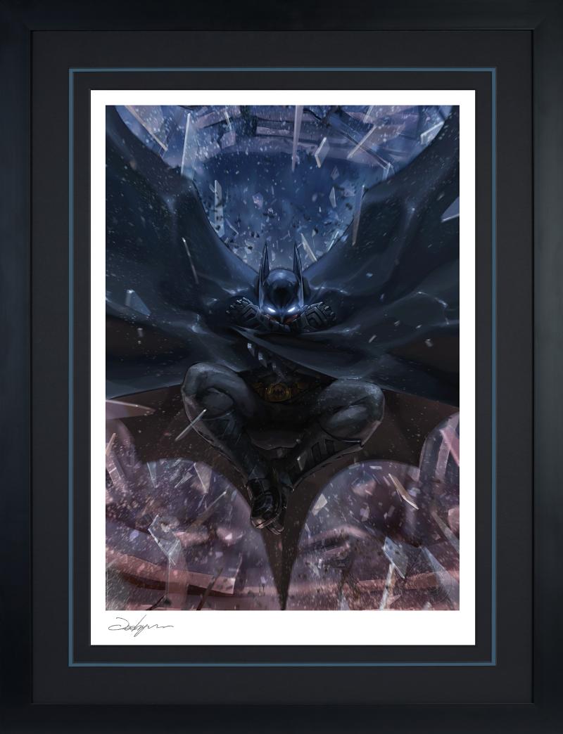 The Batman's Grave #1 Art Print -