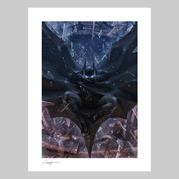 The Batman's Grave #1 Fine Art Print Art Print