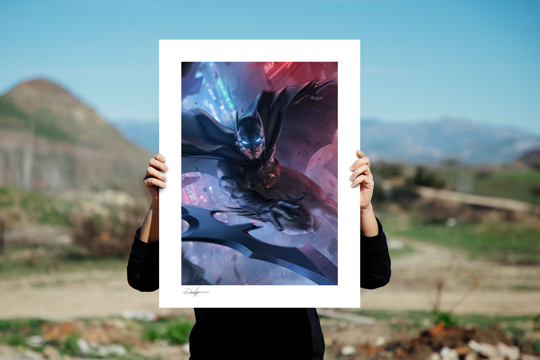 The Batman's Grave #4 Art Print feature image