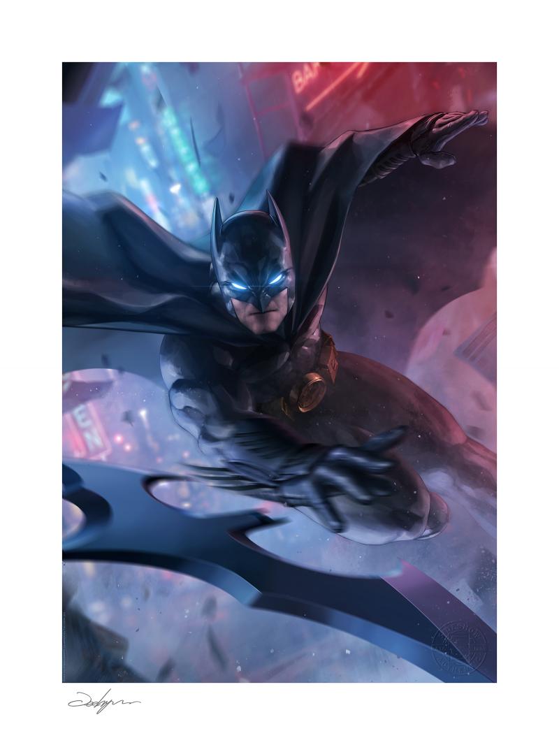The Batman's Grave #4 Art Print -