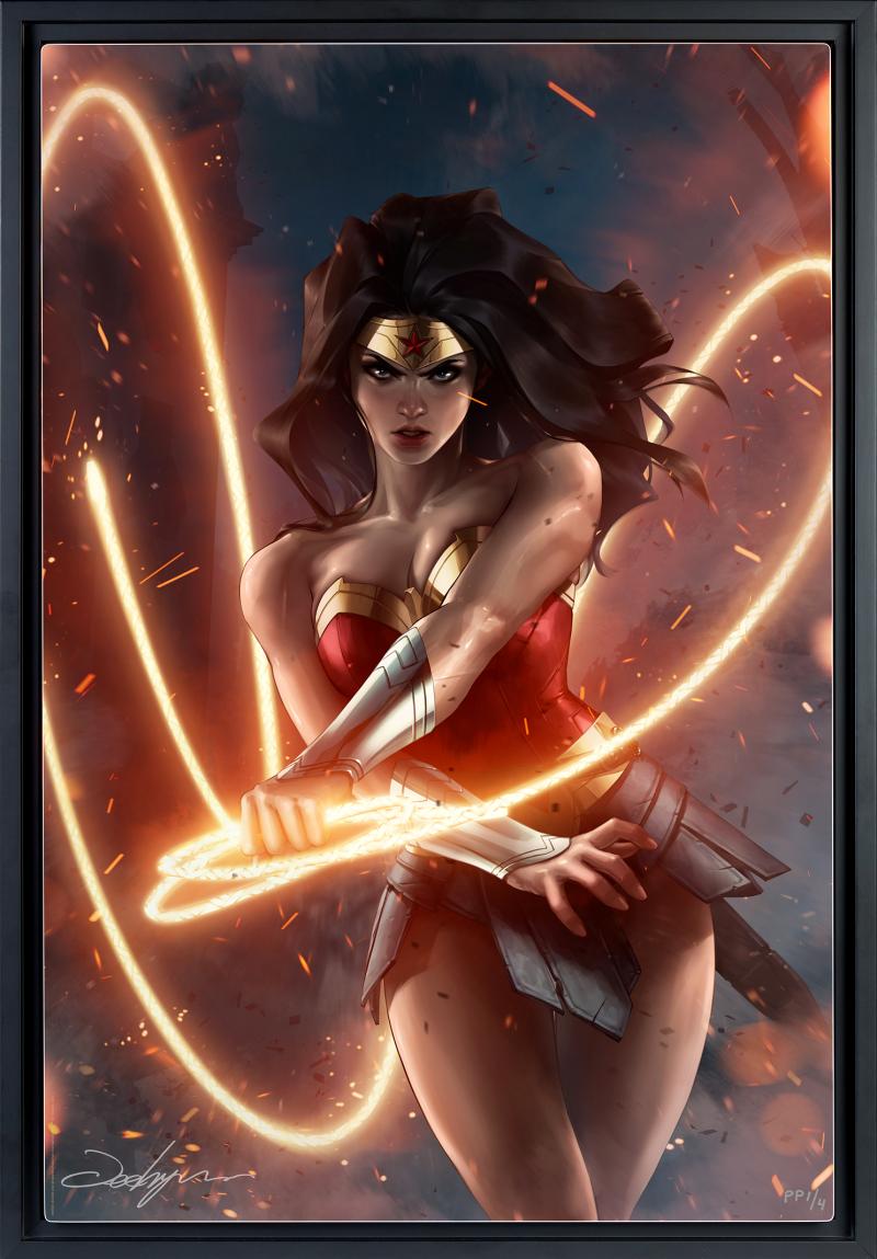 Wonder Woman Art Print -