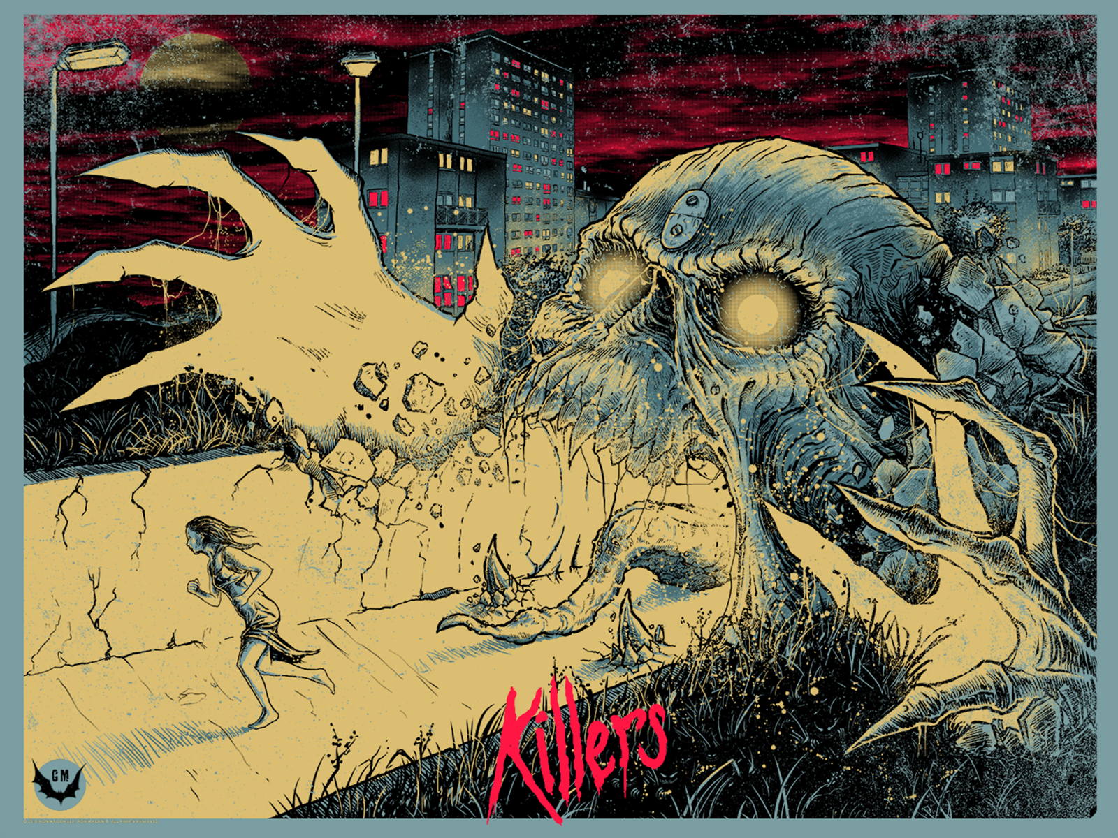 Maiden Collectibles Killers Art Print