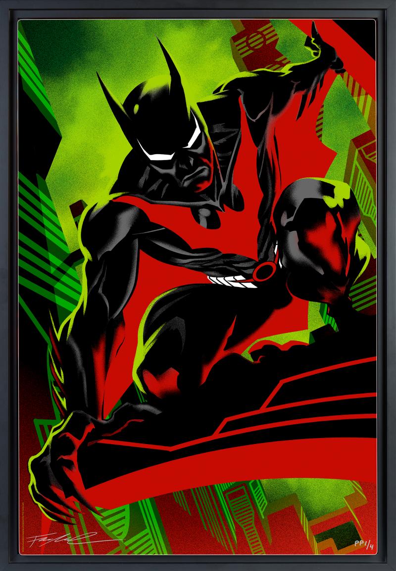 Batman Beyond #37 Art Print -