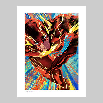 The Flash #750 Art Print