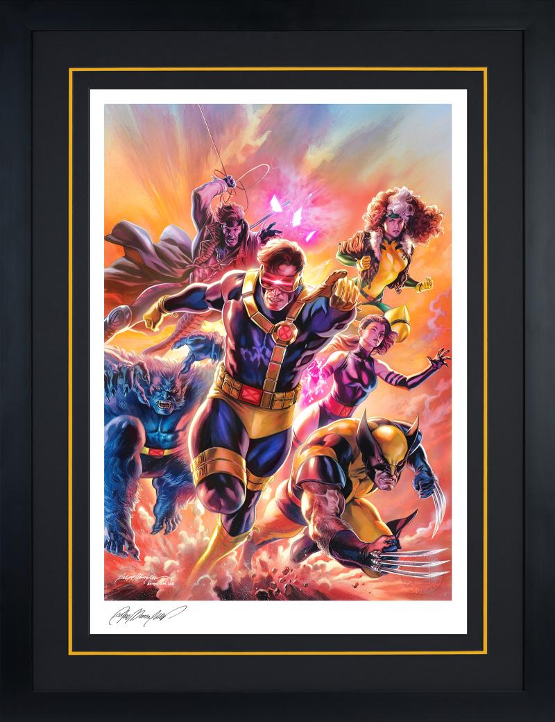 X-Men: Children of the Atom Art Print -