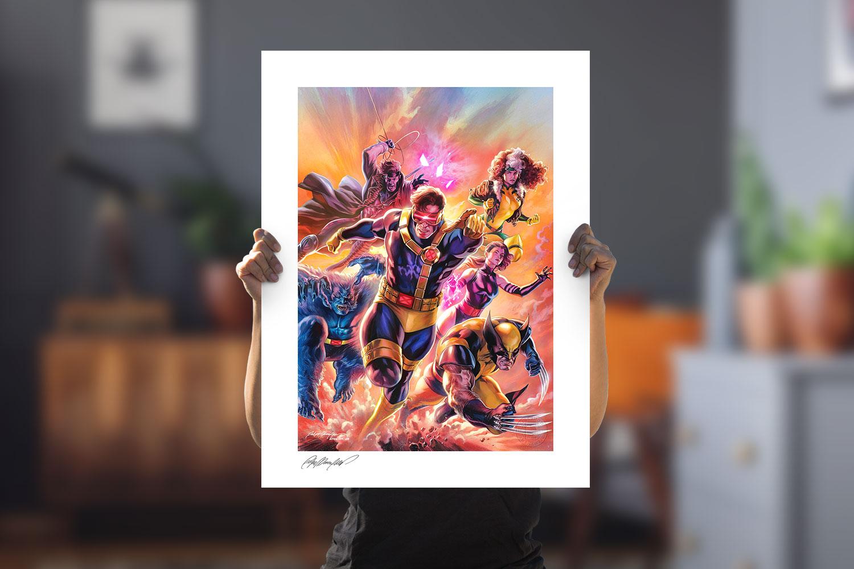 X-Men: Children of the Atom Art Print feature image