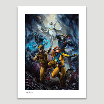 House of X #1 Art Print