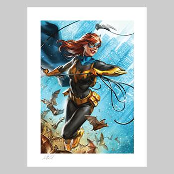 Batgirl: The Last Joke Art Print