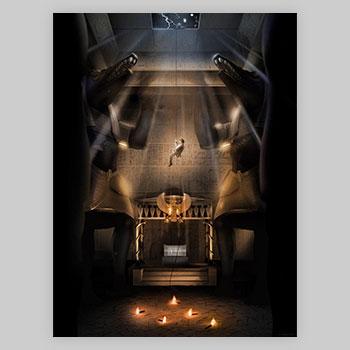 Well of Souls Art Print