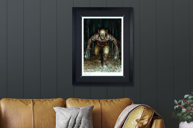 Wolverine Art Print feature image