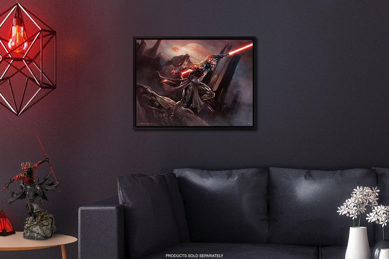 Darth Maul™: Savage Rage Art Print feature image