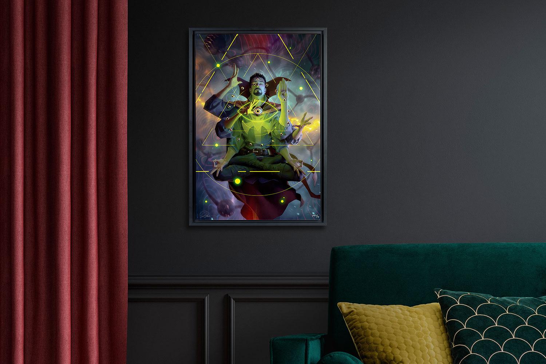 Doctor Strange Art Print feature image