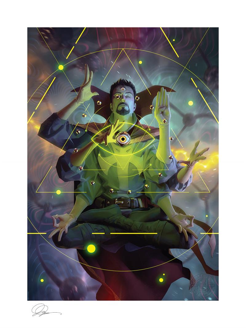 Doctor Strange Art Print -