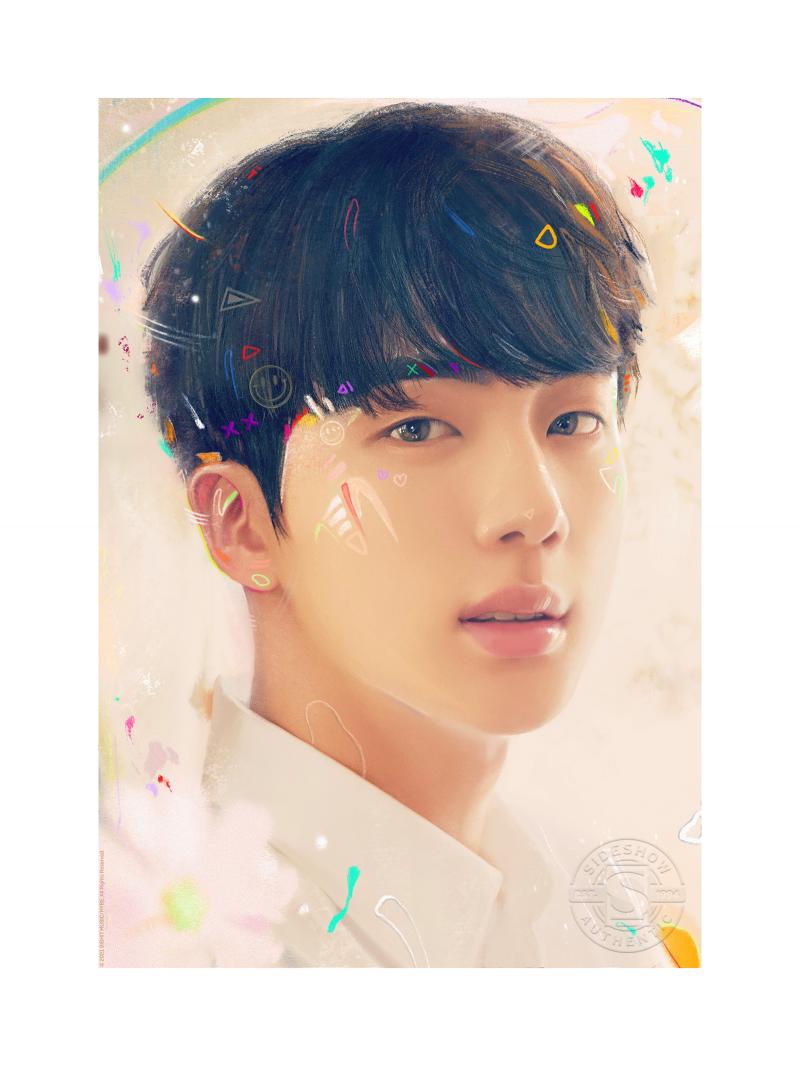 Love Yourself: Jin Art Print -