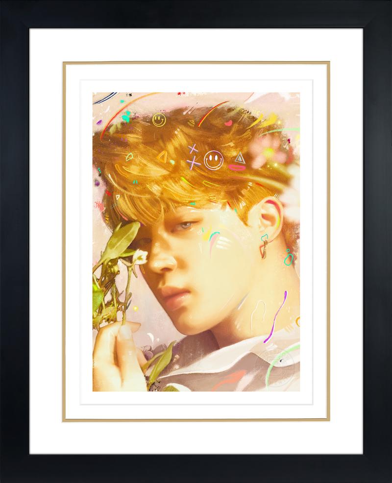 Love Yourself: Jimin Art Print -