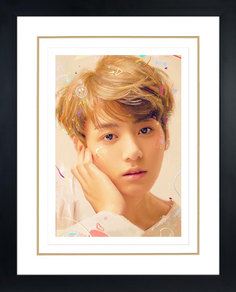Love Yourself: Jung Kook Art Print -